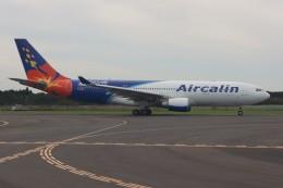 しんさんが、成田国際空港で撮影したエアカラン A330-202の航空フォト(写真)