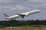 sumihan_2010さんが、成田国際空港で撮影したエールフランス航空 777-328/ERの航空フォト(写真)