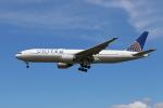 sumihan_2010さんが、成田国際空港で撮影したユナイテッド航空 777-222/ERの航空フォト(写真)