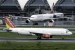 planetさんが、スワンナプーム国際空港で撮影したタイ・ベトジェットエア A320-214の航空フォト(写真)