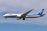 sumihan_2010さんが、成田国際空港で撮影した全日空 787-9の航空フォト(写真)