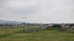 誘喜さんが、出雲空港で撮影した日本エアコミューター 340Bの航空フォト(写真)