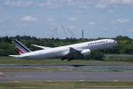かずまっくすさんが、成田国際空港で撮影したエールフランス航空 777-328/ERの航空フォト(写真)