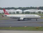 TUILANYAKSUさんが、成田国際空港で撮影したターキッシュ・エアラインズ A330-343Xの航空フォト(写真)