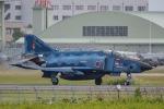 筑波のヘリ撮りさんが、茨城空港で撮影した航空自衛隊 RF-4E Phantom IIの航空フォト(写真)