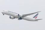 青春の1ページさんが、関西国際空港で撮影したエールフランス航空 787-9の航空フォト(写真)