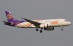 hs-tgjさんが、スワンナプーム国際空港で撮影したタイ・スマイル A320-232の航空フォト(写真)
