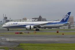 K.787.Nさんが、福岡空港で撮影した全日空 787-9の航空フォト(写真)