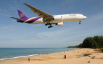 hs-tgjさんが、プーケット国際空港で撮影したタイ国際航空 777-2D7の航空フォト(写真)