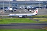 beimax55さんが、羽田空港で撮影した中国国際航空 A321-213の航空フォト(写真)