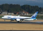 garrettさんが、鹿児島空港で撮影した全日空 787-8 Dreamlinerの航空フォト(写真)