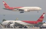 hs-tgjさんが、プーケット国際空港で撮影したノードウィンド航空 777-2Q8/ERの航空フォト(写真)