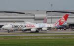 hs-tgjさんが、スワンナプーム国際空港で撮影したカーゴルクス 747-8R7F/SCDの航空フォト(写真)