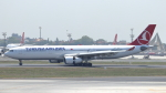 誘喜さんが、アタテュルク国際空港で撮影したターキッシュ・エアラインズ A330-343Xの航空フォト(写真)
