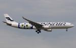 hs-tgjさんが、スワンナプーム国際空港で撮影したフィンエアー A330-302Xの航空フォト(写真)