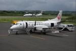 nobu2000さんが、与論空港で撮影した日本エアコミューター 340Bの航空フォト(飛行機 写真・画像)