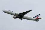 こだしさんが、関西国際空港で撮影したエールフランス航空 777-228/ERの航空フォト(写真)