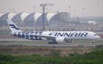 hs-tgjさんが、スワンナプーム国際空港で撮影したフィンエアー A350-941XWBの航空フォト(写真)