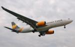 hs-tgjさんが、プーケット国際空港で撮影したトーマスクック・エアラインズ・スカンジナビア A330-243の航空フォト(写真)