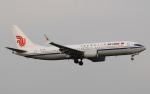 hs-tgjさんが、スワンナプーム国際空港で撮影した中国国際航空 737-8-MAXの航空フォト(写真)