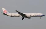 hs-tgjさんが、スワンナプーム国際空港で撮影したチャイナエアライン A330-302の航空フォト(写真)