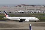 イソロクガトブさんが、羽田空港で撮影したエールフランス航空 777-228/ERの航空フォト(写真)