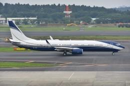 Izumixさんが、成田国際空港で撮影したサウジアラビア企業所有 737-9FG/ER BBJ3の航空フォト(飛行機 写真・画像)