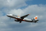 garrettさんが、鹿児島空港で撮影したジェットスター・ジャパン A320-232の航空フォト(写真)