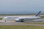 lonely-wolfさんが、関西国際空港で撮影したエールフランス航空 787-9の航空フォト(写真)