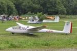 camelliaさんが、妻沼滑空場で撮影した青山学院大学体育会航空部 ASK 21の航空フォト(写真)
