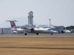 garrettさんが、鹿児島空港で撮影した日本エアコミューター DHC-8-402Q Dash 8の航空フォト(写真)