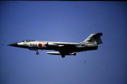 鯉ッチさんが、岐阜基地で撮影した航空自衛隊 F-104J Starfighterの航空フォト(写真)