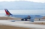 CB20さんが、関西国際空港で撮影したフィリピン航空 A330-343Xの航空フォト(写真)