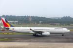 Y-Kenzoさんが、成田国際空港で撮影したフィリピン航空 A330-343Xの航空フォト(写真)
