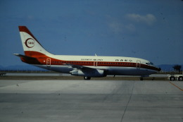 鯉ッチさんが、那覇空港で撮影した南西航空 737-2Q3/Advの航空フォト(飛行機 写真・画像)