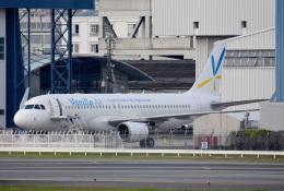 ITM44さんが、伊丹空港で撮影したバニラエア A320-216の航空フォト(写真)