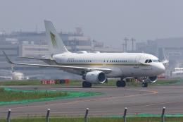 多摩川崎2Kさんが、羽田空港で撮影したスカイ・プライム A319-115CJの航空フォト(写真)