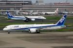 ばっきーさんが、羽田空港で撮影した全日空 787-9の航空フォト(写真)