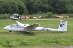 camelliaさんが、妻沼滑空場で撮影した法政大学体育会航空部 ASK 21の航空フォト(写真)