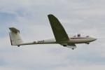 camelliaさんが、板倉滑空場で撮影した日本グライダークラブ G103C Twin III Acroの航空フォト(写真)