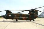 Kuuさんが、米子空港で撮影した陸上自衛隊 CH-47Jの航空フォト(飛行機 写真・画像)