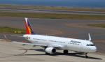 STAR TEAMさんが、中部国際空港で撮影したフィリピン航空 A321-231の航空フォト(写真)