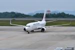 kiraboshi787さんが、広島空港で撮影したJALエクスプレス 737-846の航空フォト(写真)