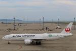 STAR TEAMさんが、中部国際空港で撮影した日本航空 777-246/ERの航空フォト(写真)