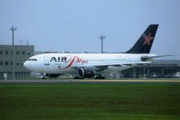 kumagorouさんが、仙台空港で撮影したエア・プラス・コメット A310-324/ETの航空フォト(飛行機 写真・画像)