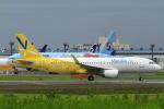 とらとらさんが、成田国際空港で撮影したバニラエア A320-214の航空フォト(写真)