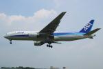 NANASE UNITED®さんが、伊丹空港で撮影した全日空 777-281/ERの航空フォト(写真)