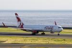 yabyanさんが、中部国際空港で撮影したエア・カナダ・ルージュ 767-333/ERの航空フォト(写真)