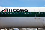 カヤノユウイチさんが、レオナルド・ダ・ヴィンチ国際空港で撮影したアリタリア航空 A321-112の航空フォト(飛行機 写真・画像)