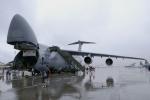 ちゃぽんさんが、横田基地で撮影したアメリカ空軍 C-5M Super Galaxyの航空フォト(飛行機 写真・画像)